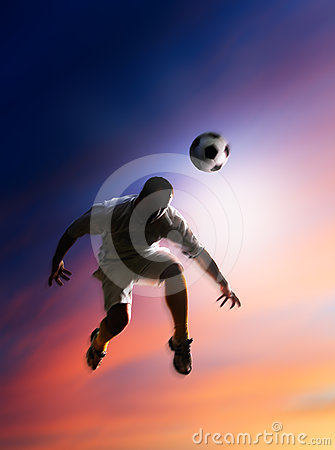 футбол игрока