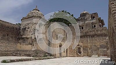 Храм Чаквал Кила Катас Радж видеоматериал