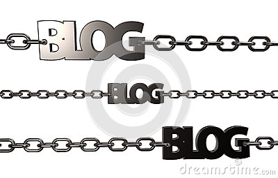 Цепи блога
