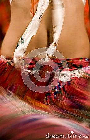 цыганин танцора