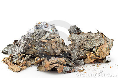 части металла