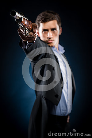 Человек с мушкетом