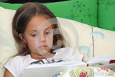 чтение время ложиться спать