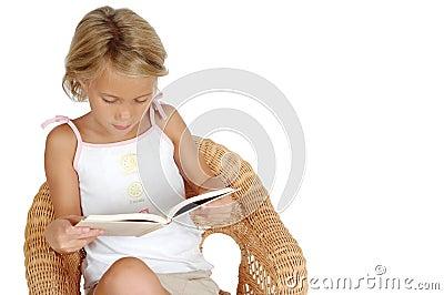 чтение ребенка