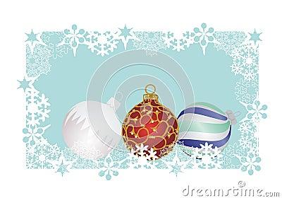 Шарик рождества