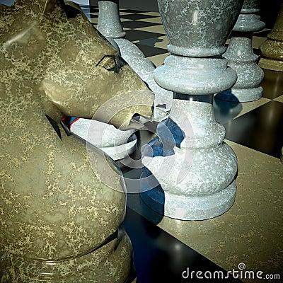 шахмат сражения