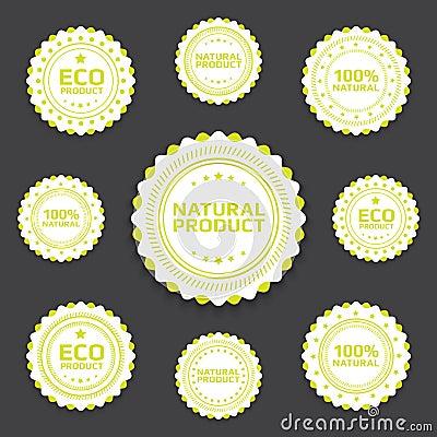 Экологические значки