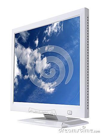 экран 2 lcd