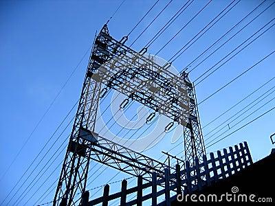 электрический штендер