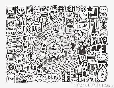 Элемент цепи Doodle