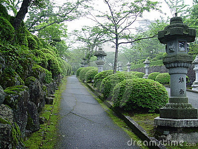японское токио парка