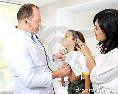 有孩子的医生