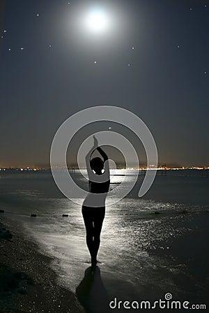 想象力光月亮海运传说