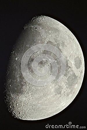 地球的月亮