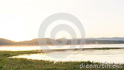 《日出湖》 影视素材