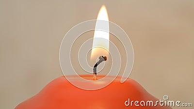《红烛火焰》 影视素材