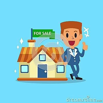 不动产经纪人代理和房子待售