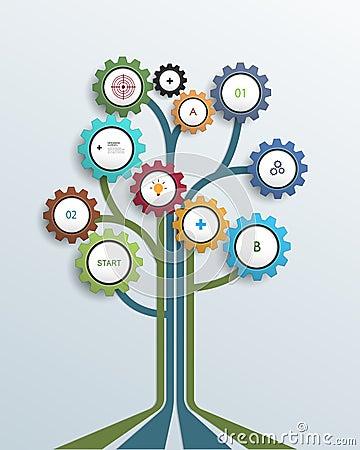 概念树 效果图