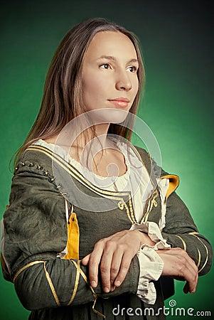 中世纪农民图片