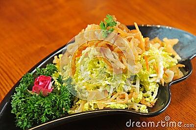 中国样式开胃菜