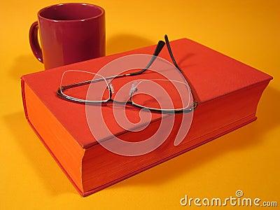 书玻璃iii红色