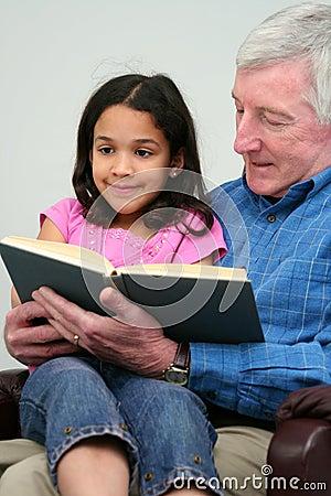 书祖父读取