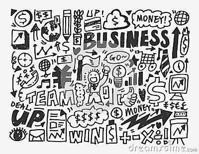 乱画企业元素