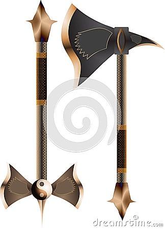 二查出的战斧