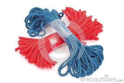 亚麻制绳索