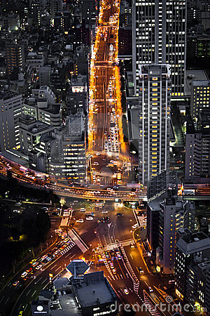 交叉点东京