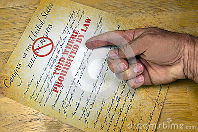 人权法案,