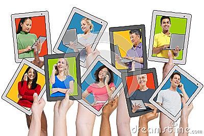 人社会网络和相关概念.图片