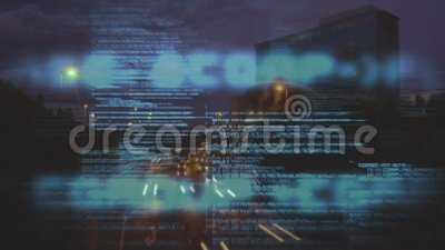 代码和繁忙的路