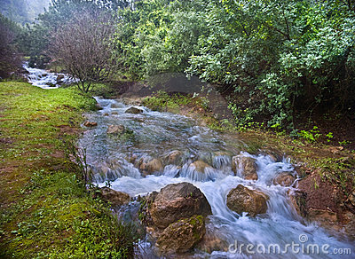以色列parod河