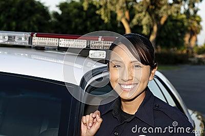 任命警察军官