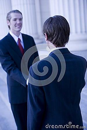 企业信号交换