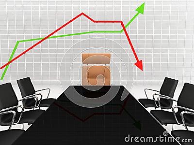 会议前室视图