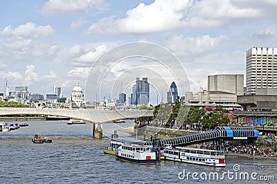 伦敦 图库摄影片