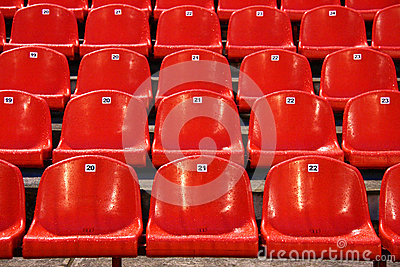 体育场椅子