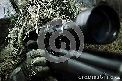 作为准确的狙击手