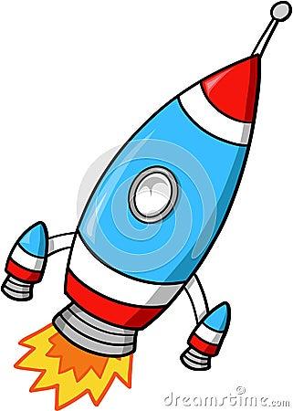 例证火箭向量图片
