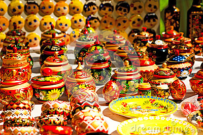 俄国纪念品