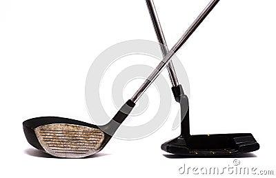 俱乐部高尔夫球
