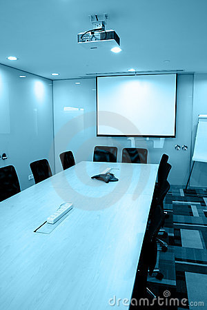倒空会议室