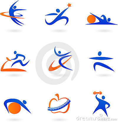健身图标- 2
