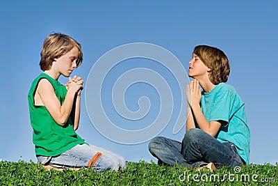 《儿童信仰小要理问答》中英文对照
