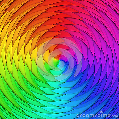 光谱缩放比例