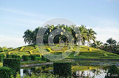 公园,清迈,泰国
