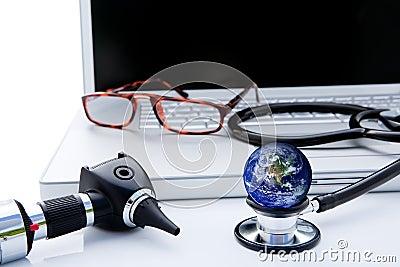 关心全球健康