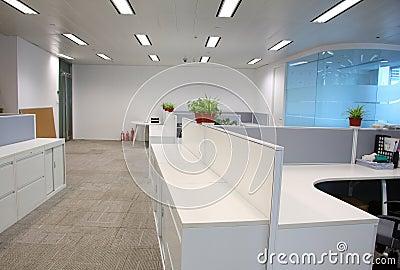 会议总公司小卧室服务台归档显示空间的办公室设置